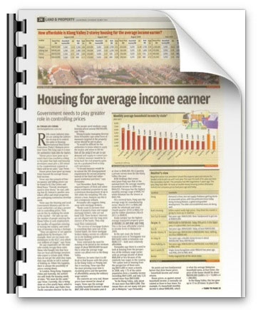 Housing for average income earner - Starbizweek