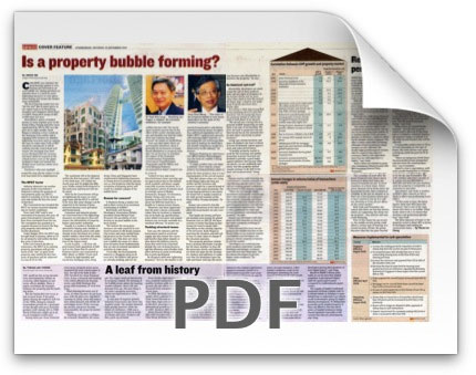 Is a property bubble forming?  - Starbizweek